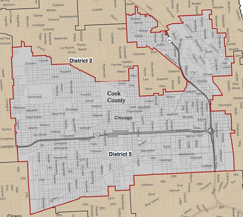 illinois senate district 5