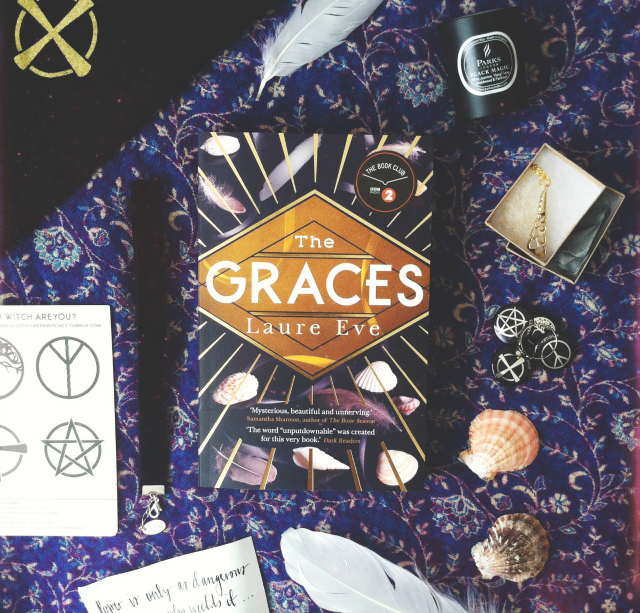 the graces laure eve book review uk book bloggers vivatramp