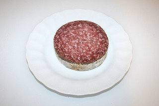 05 - Zutat Salami / Ingredient salami