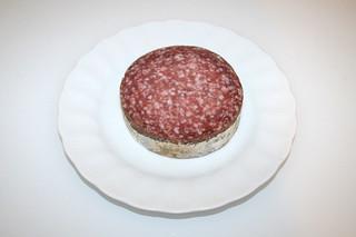 05 - Zutat Salami / Ingredient salami