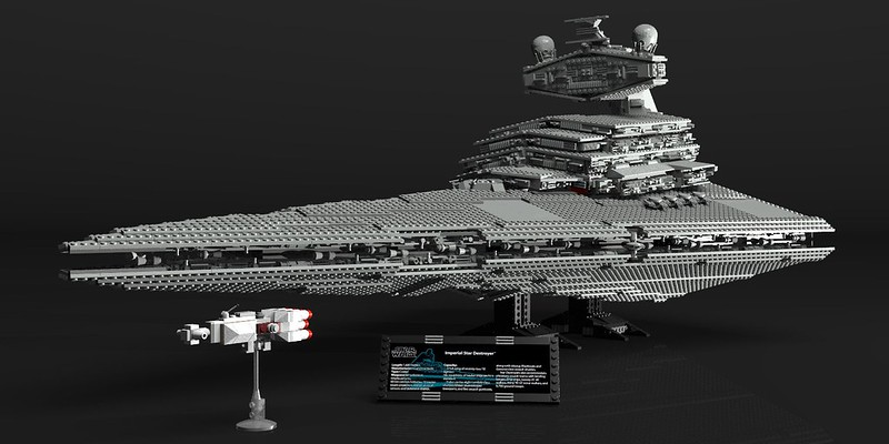 lego ucs star destroyer instructions