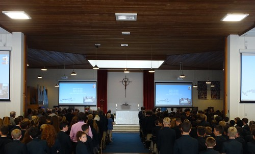 160630 - 50th Anniversary Mass - St Gregory's School - Tunbrdge Wells