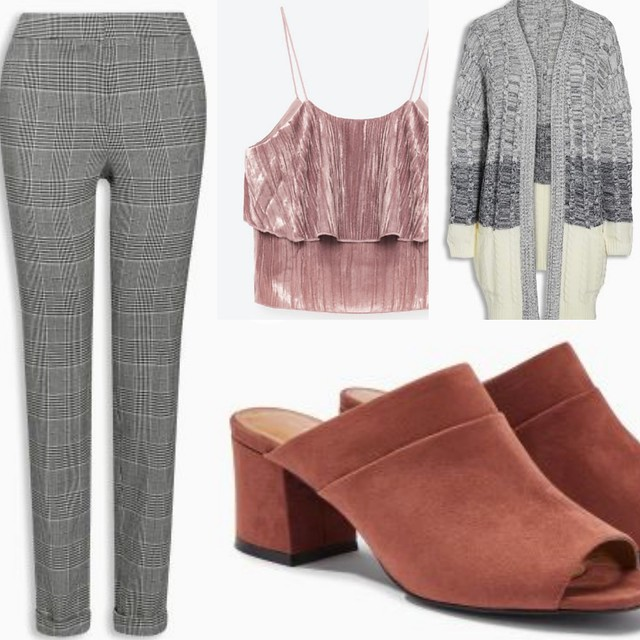AW16 Outfit mix up smart comfort