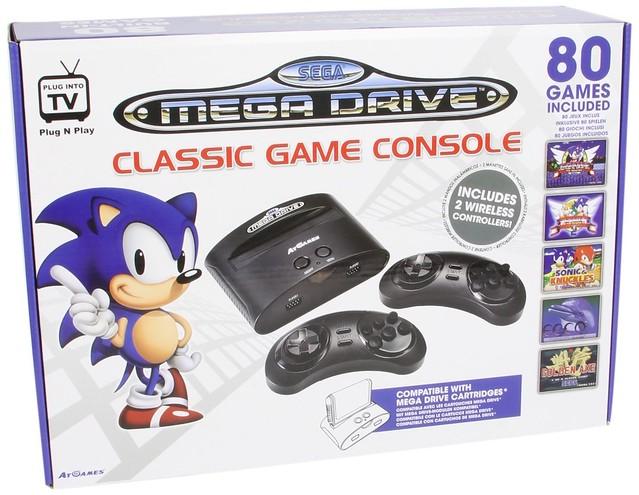 Sega Mega Drive 클래식 미니 콘솔