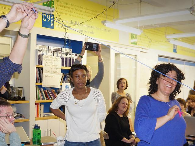 Educators explore interactive ways to teach web literacy