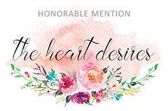 The Heart Desires - Honorable Mention