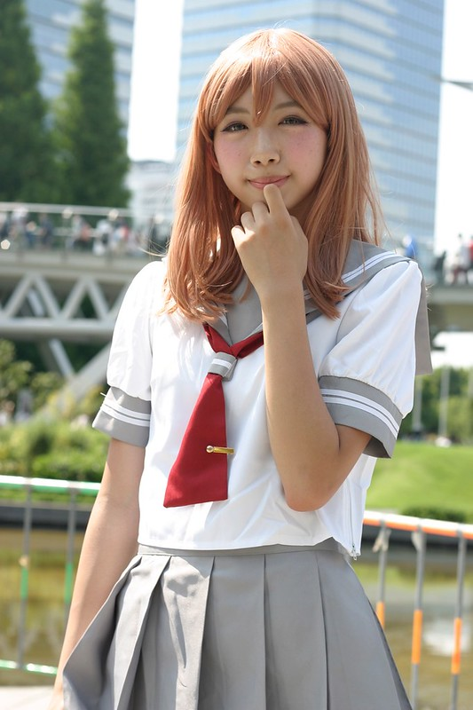 Comic Market 90 Cosplay & Promotion Girls [Kunikida Hanamaru (Aquors) Lovelive! Sunshine]