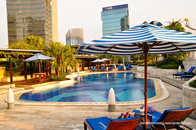 Hotel Indonesia Kempinski Jakarta Outdoor Pool