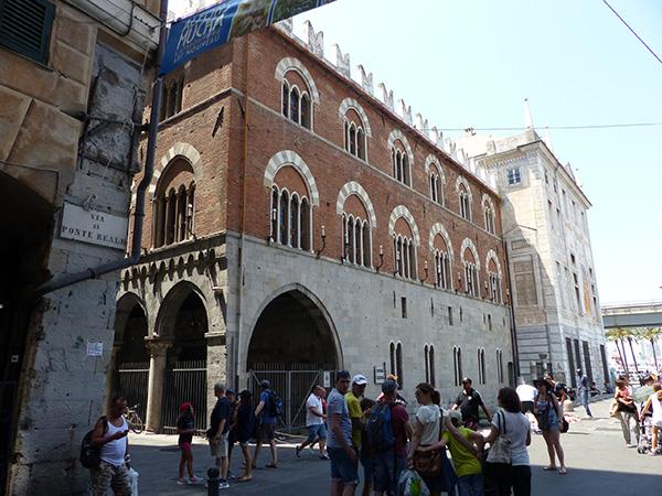 palais gênes