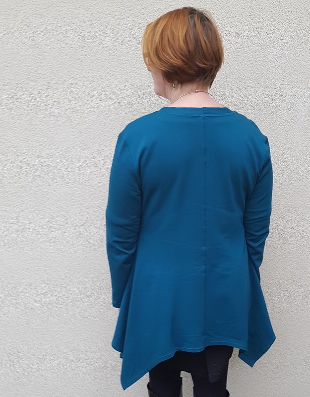 New Look 6330 in ponte from Darn Cheap Fabrics