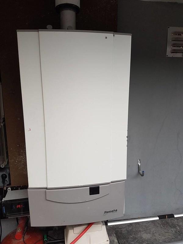 Verwarmingsinstallatie Chikarakoi 1