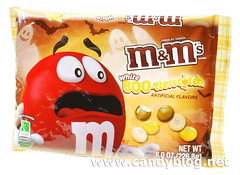 M&Ms Boo-tterscotch