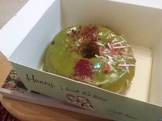 Matcha Made In Heaven from Doughnut Time