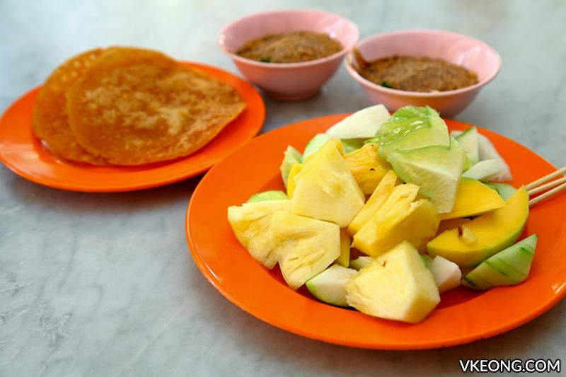Fruit Rojak Loke Wooi Kee