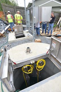 Bluff City Waste Water Pumps