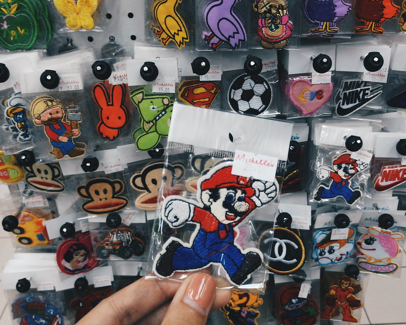 patches divisoria