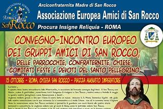Noicattaro. Amici di San Rocco front