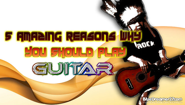 reasons to platy guitar