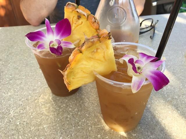Classic mai tai - The Edge of Waikiki
