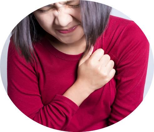 Obat sakit dada saat tarik nafas
