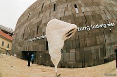 MuseumsQuartier. Vienna. Austria