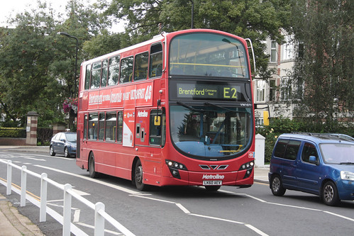 Metroline VW1071 LK60AEV