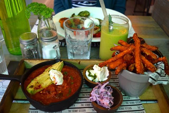 Lunch at The Skinny Kitchen, Canterbury | www.rachelphipps.com @rachelphipps