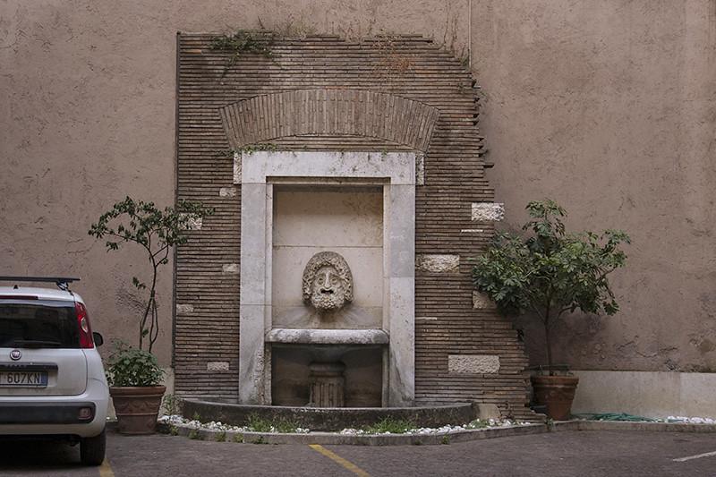 Rome Fontana