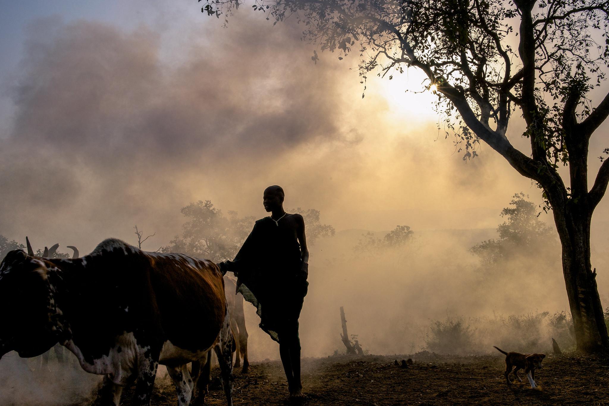Surma. Ethiopia