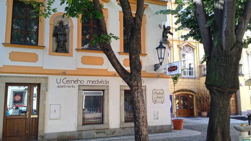 Евротрип: Прага