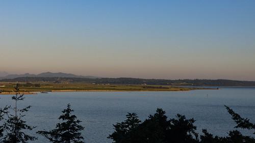 Padilla Bay from Samish Island-001