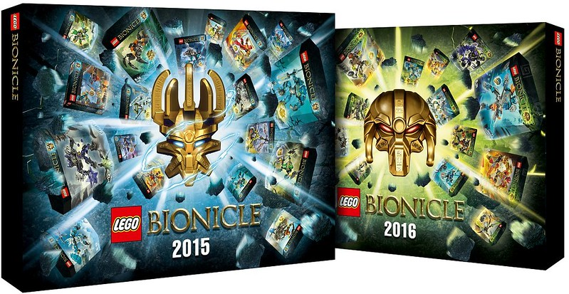 lego bionicle instructions 2015