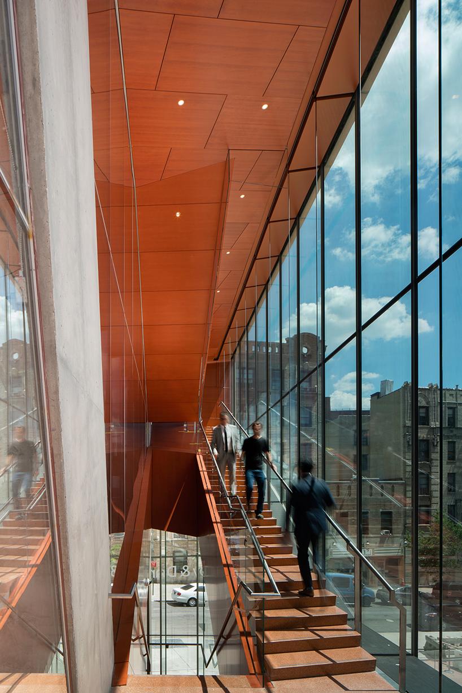 Образовательный центр Vagelos Education Center в Нью-Йорке