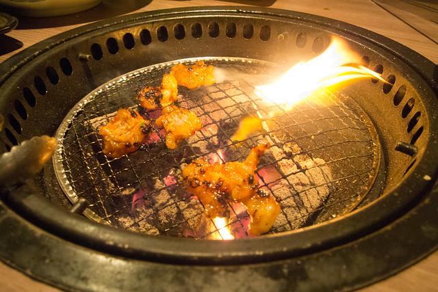 肉と日本酒