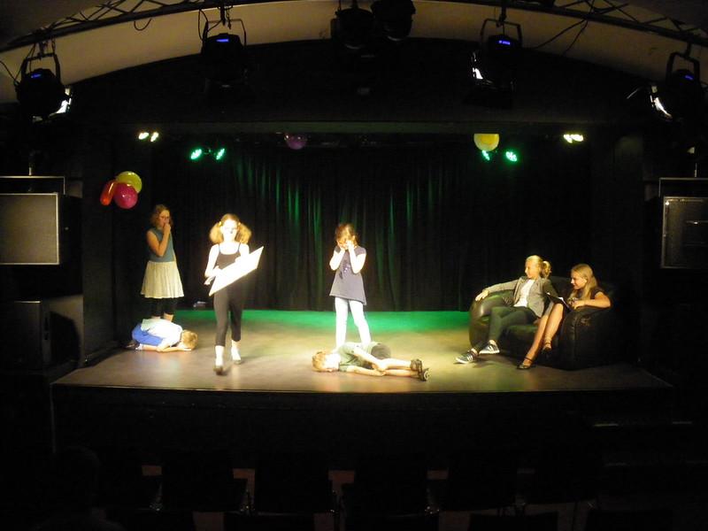 2016 | Woche 3 | Theaterwerkstatt