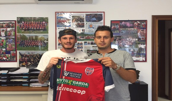 Alessandro Speri é un nuovo calciatore della Virtus Verona!