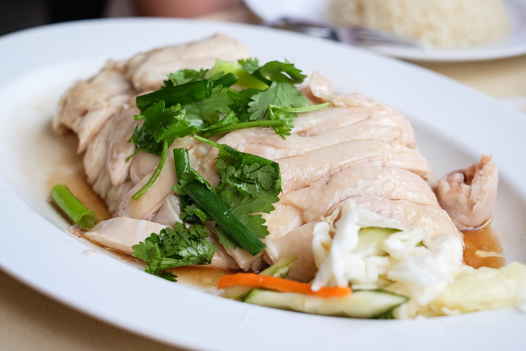 Best Chicken Rice In Singapore: Ah Boy Chicken Rice