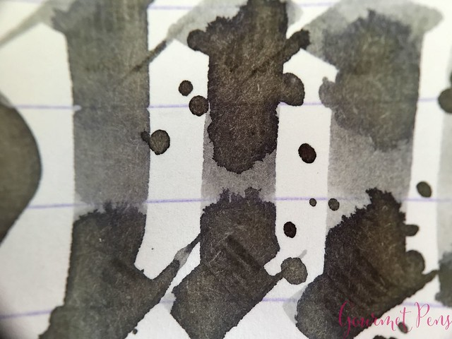 Ink Shot Review Kaweco Smokey Grey @Kaweco_Germany 6