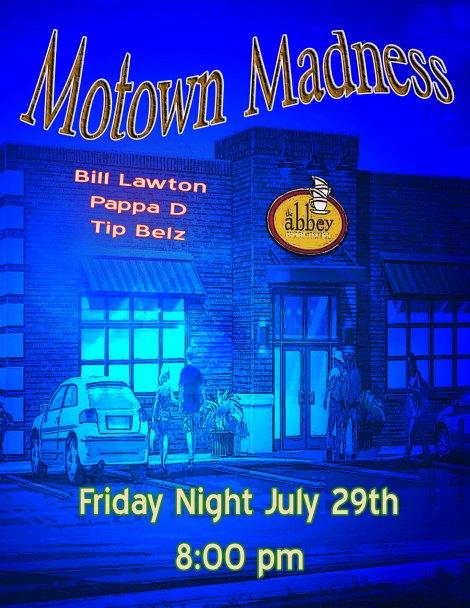 Motown Madness 7-29-16