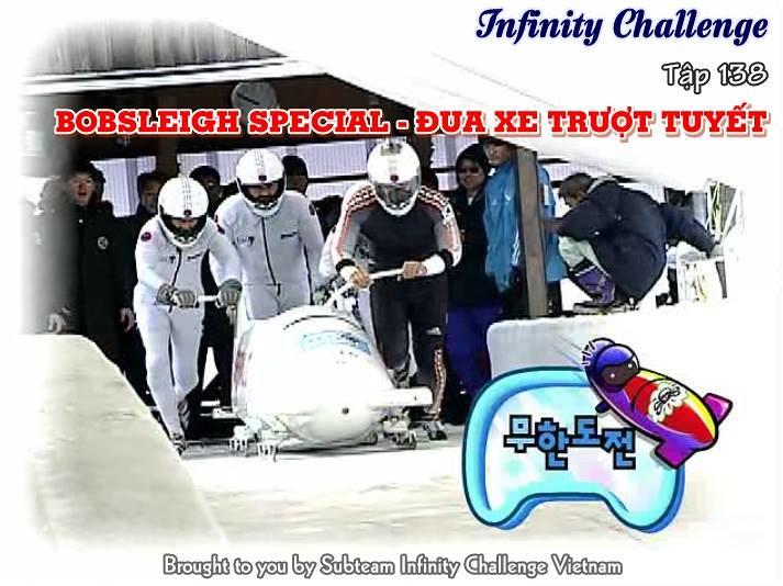 [Vietsub] Infinity Challenge Ep 138