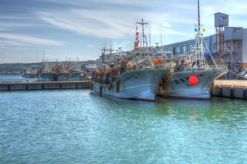 Port of Wakkanai on AUG 04, 2016 (2)