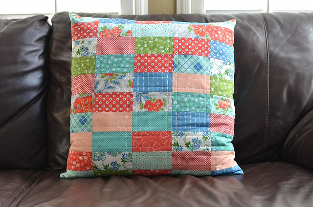 Hazel Pillow Front