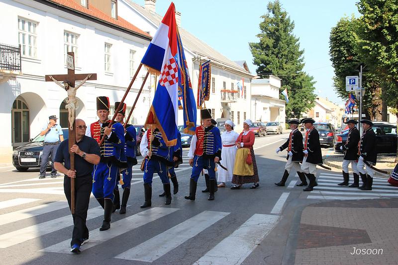 Sv. Marija Magdalena - dan grada Gospić 22-7-2016