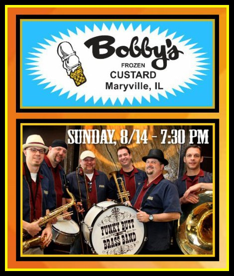 Bobby's Frozen Custard 8-14-16