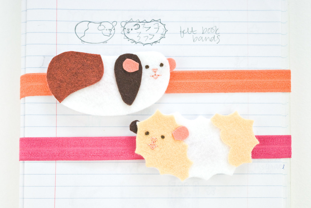 Guinea Pig Book Bands