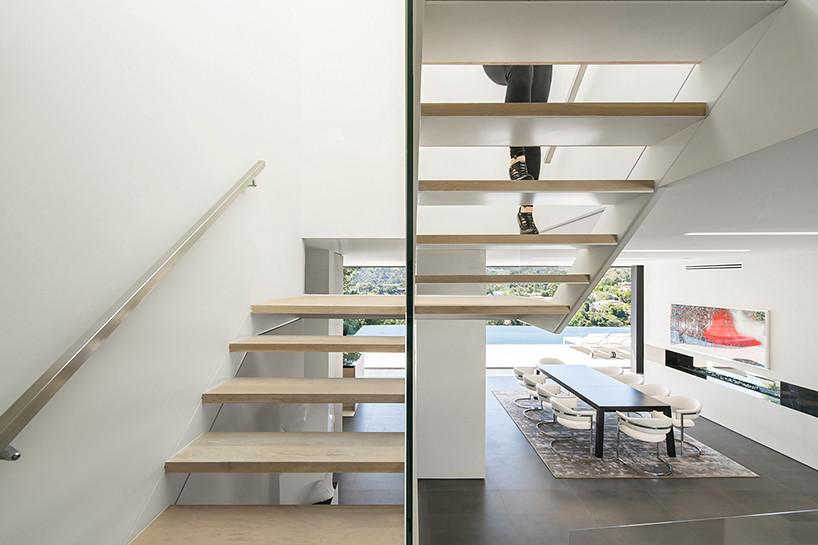 Стеклянный дом в Беверли-Хиллз. Проект Domaen