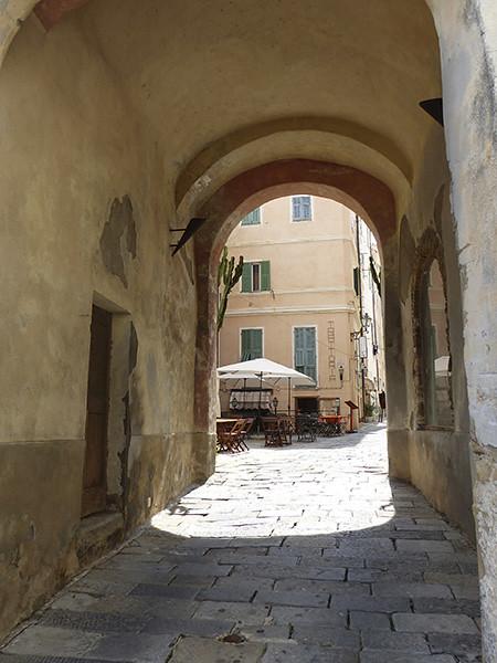 arcades de bordighera