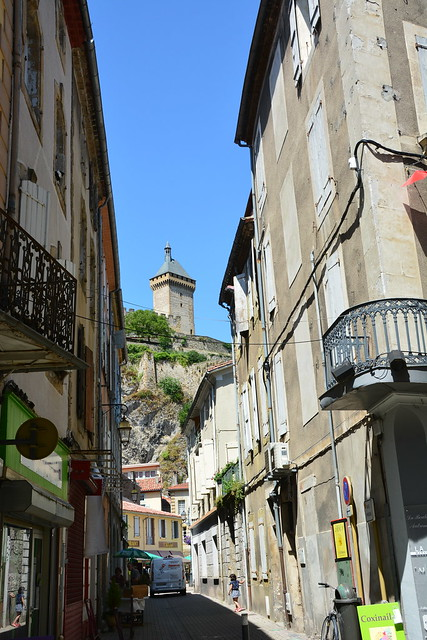 Foix, France, 7 July 2017