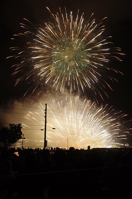 Suwako-Lake Fireworks Festival 2016 75