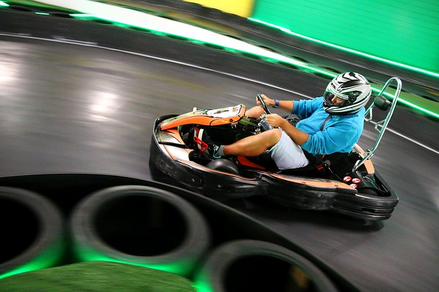 Slideways Go-Karting